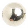 Metal Bead Round 6mm Nickel